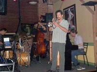 GMH with Big Band Trio at Enoteca, Denver