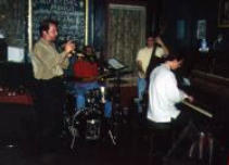 GMH with Jason Marsalis at The Funky Butt, New Orleans